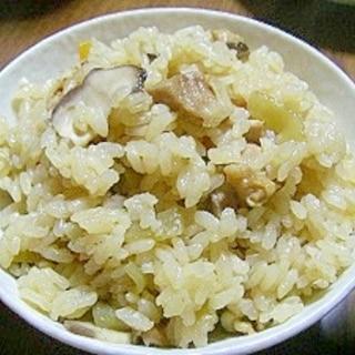 お米農家のこだわりレシピ!簡単美味しい鶏五目御飯!